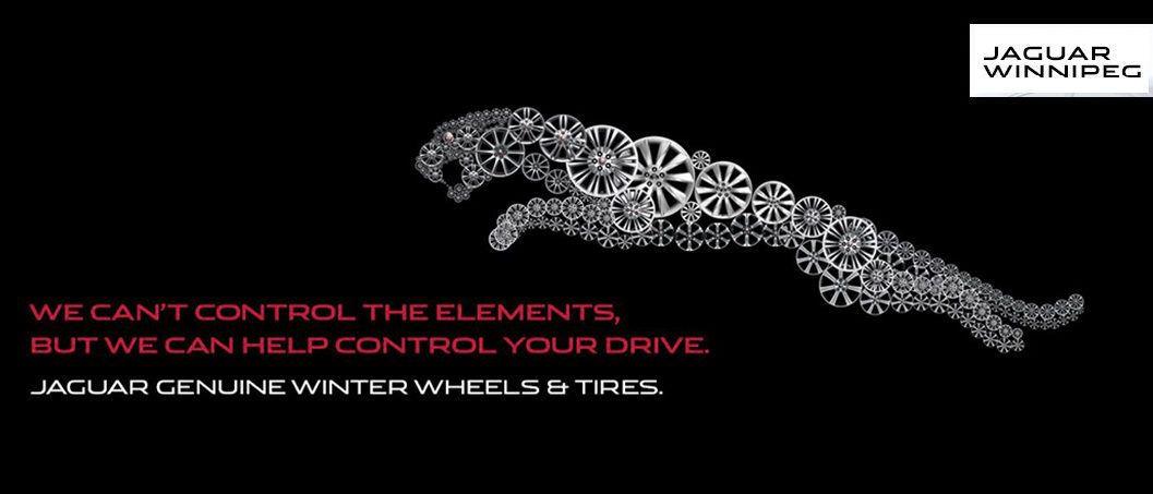 Jaguar Winnipeg Winter Wheels and Tires